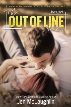 Cover Reveal: Out of Line Box Set (Out of Line #1-3) by Jen McLaughlin