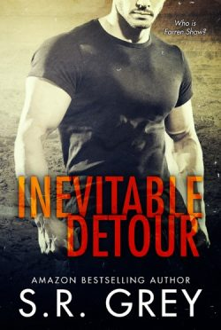 Cover Reveal: Inevitable Detour (Inevitability #1) by S.R. Grey