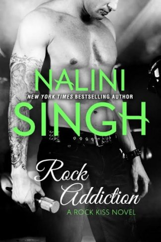 Cover Reveal & Giveaway: Rock Addiction (Rock Kiss #1) by Nalini Singh