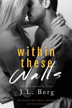 Release Day Blitz & Giveaway: Within These Walls by J.L. Berg