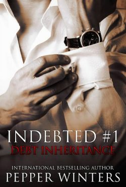 Release Day Blitz & Giveaway: Debt Inheritance (Indebted #1) by Pepper Winters