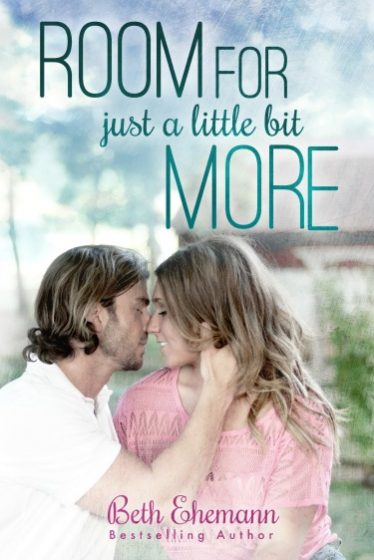 Cover Reveal: Room For Just A Little Bit More (Cranberry Inn #2.5) by Beth Ehemann