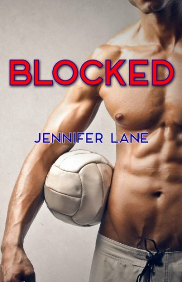 Cover Reveal & Giveaway: Blocked by Jennifer Lane