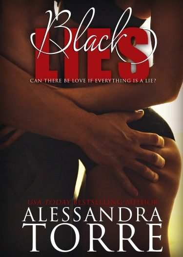 Release Day Blast & Giveaway: Black Lies by Alessandra Torre