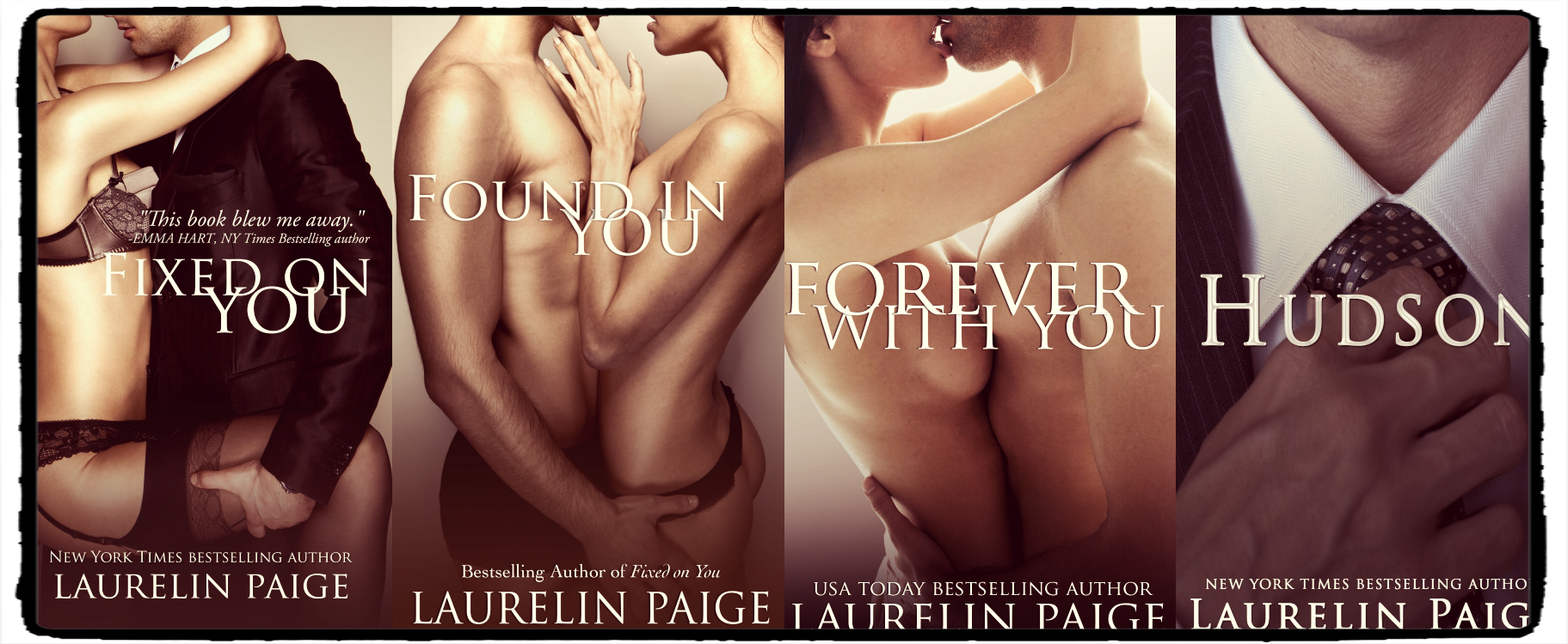 Fixed On You Laurelin Paige Pdf