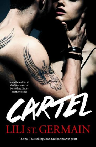 Cover Reveal: Cartel (Cartel #1) by Lili St. Germain