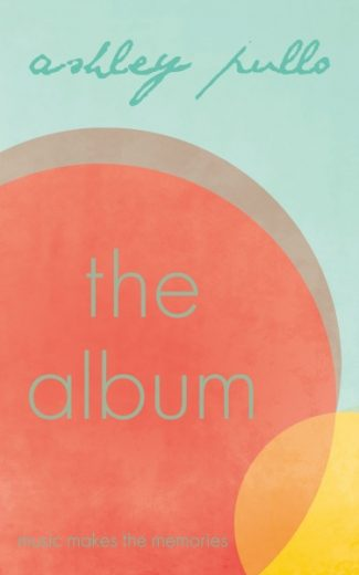 Cover Reveal: the album by Ashley Pullo