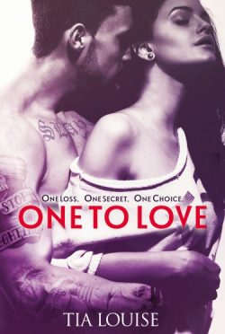 Cover Reveal & Giveaway: One to Love (One to Hold #4) by Tia Louise