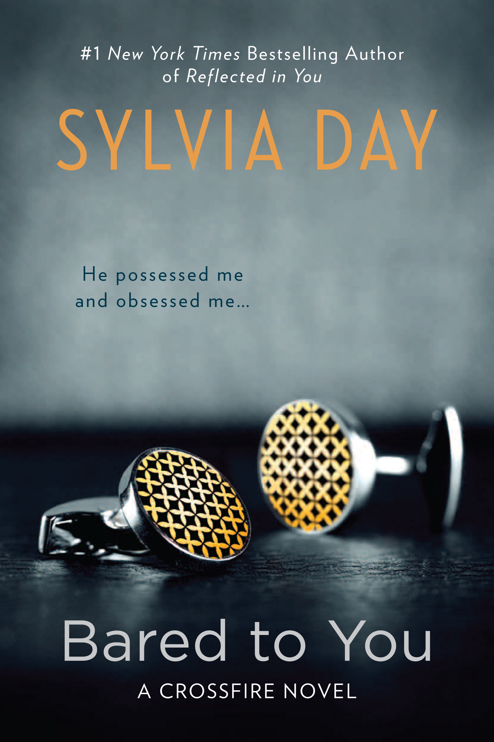 Breaking News: Captivated by You (Crossfire #4) by Sylvia
