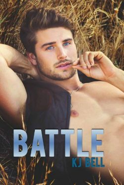 Cover Reveal: Battle by K.J. Bell
