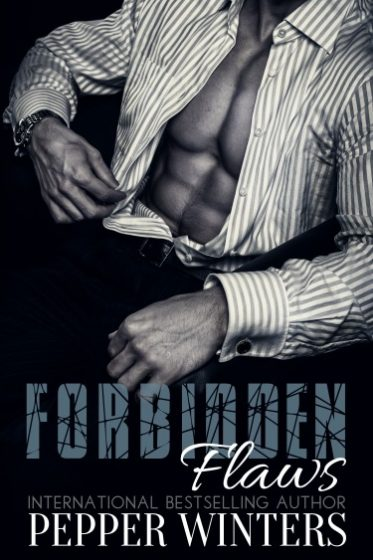 Cover Reveal: Forbidden Flaws by Pepper Winters