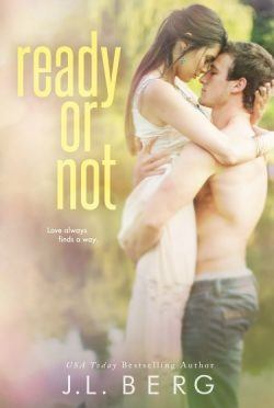 Cover Reveal: Ready or Not (Ready #4) by J.L. Ber
