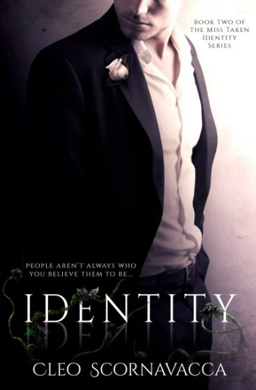 Cover Reveal: Identity (Miss Taken #2) by Cleo Scornavacca