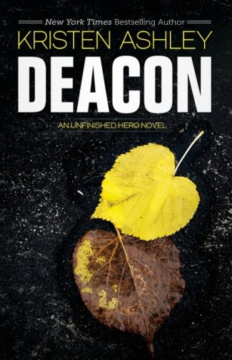 Review & Giveaway: Deacon (Unfinished Hero #4) by Kristen Ashley