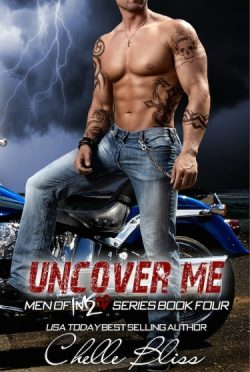 Cover Reveal & Giveaway: Uncover Me (Men of Inked #4) by Chelle Bliss