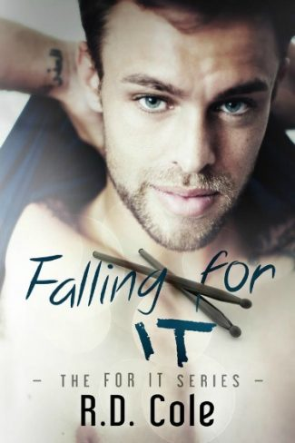 Cover Reveal: Falling for It (Ryan & Cory #1) by R.D. Cole