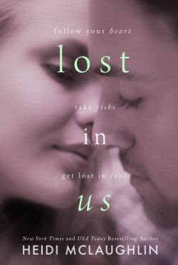 Cover Reveal: Lost in Us (Lost In You #1.5) by Heidi McLaughlin