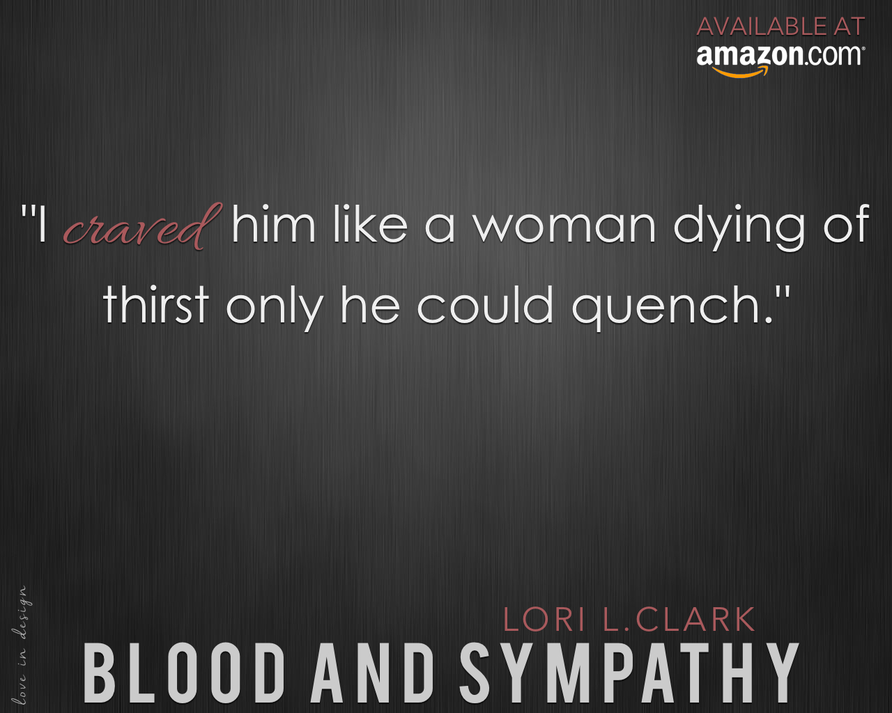 Blood and Sympathy Teaser #2