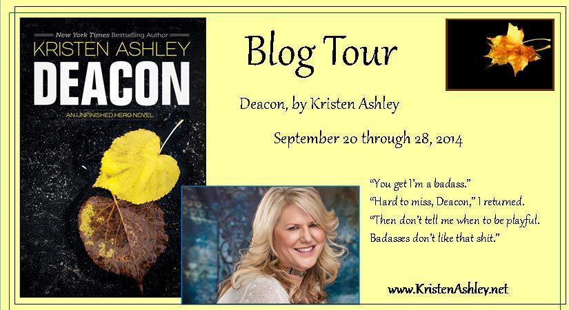 Deacon Blog Tour Graphic