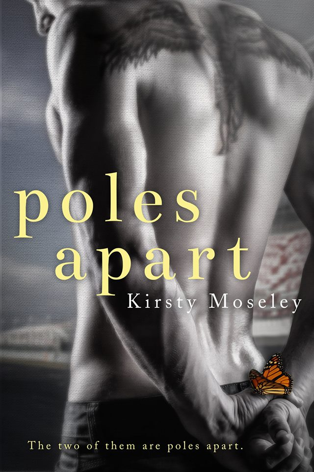 Kirsty's Poles Apart Ebook Cover