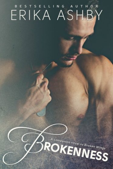 Cover Reveal: Brokenness by Erika Ashby