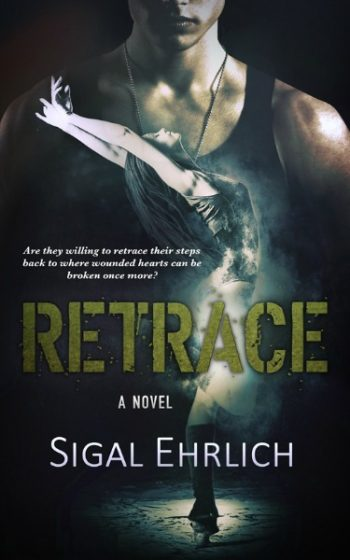 Cover Reveal: Retrace by Sigal Ehrlich