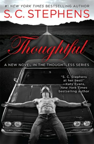 Cover Reveal: Thoughtful (Thoughtless #1.5) by S.C. Stephens