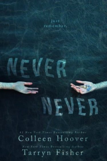Surprise Announcement: Never Never by Colleen Hoover & Tarryn Fisher