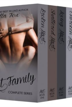 Release Day Blitz & Giveaway: The Hart Family Box Set (The Hart Family #1-6) by Ella Fox