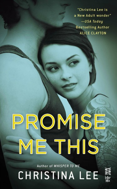 Review & Giveaway: Promise Me This (Between Breaths #4) by Christina Lee