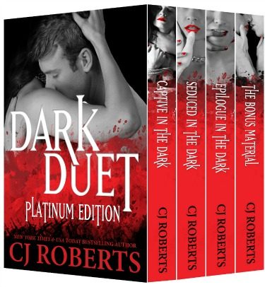 Release Day Launch & Giveaway: Dark Duet: Platinum Edition (The Dark Duet #1-3) by C.J. Roberts