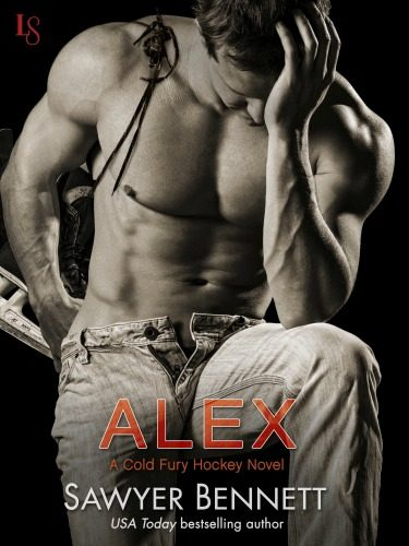 Release Day Blitz & Giveaway: Alex (Cold Fury Hockey #1) by Sawyer Bennett