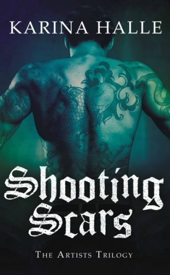 Launch Day Blitz & Giveaway: Shooting Scars (The Artists Trilogy, #2)  by Karina Halle