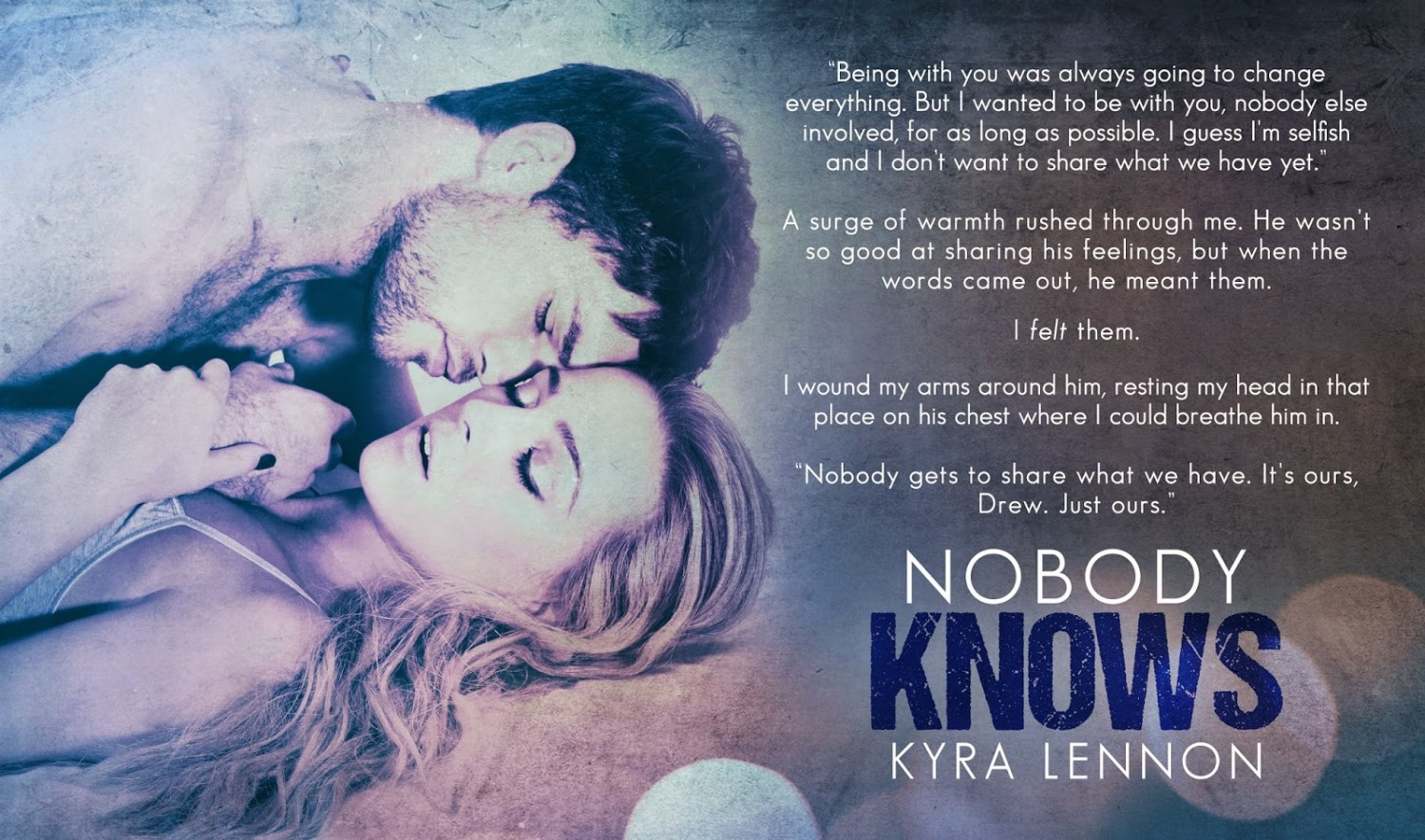 No Body Knows Teaser2
