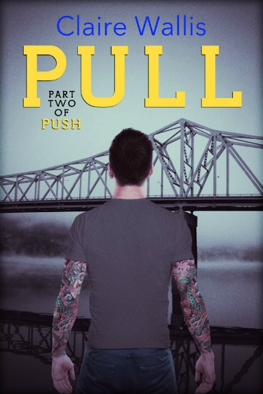 Review: Pull (Push #2) by Claire Wallis
