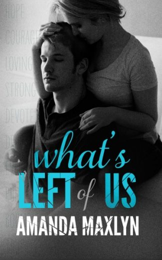 Excerpt Reveal: What's Left of Us (What's Left of Me #2) by Amanda Maxlyn