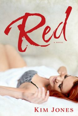 Cover Reveal & Giveaway: Red by Kim Jones