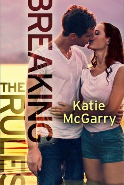 Promo & Giveaway: Breaking the Rules (Pushing the Limits #1.5) by Katie McGarry