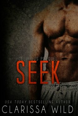 Release Day Blitz & Giveaway: Seek (Delirious, #0.5) by Clarissa Wild