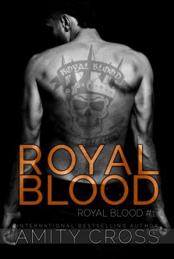 Cover Reveal: Royal Blood (Royal Blood #1) by Amity Cross