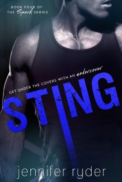 Cover Reveal & Giveaway: Sting (Spark #4) by Jennifer Ryder