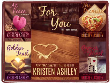 Series Announcement & Covers Re-reveal: The 'Burg series by Kristen Ashley