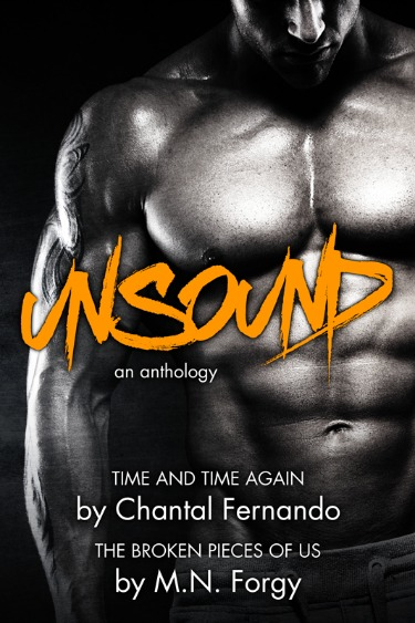 Cover Reveal: Unsound by Chantal Fernando & M.N. Forgy