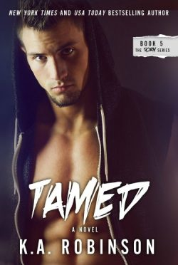 Release Day Blitz: Tamed (Torn #5) by K.A. Robinson