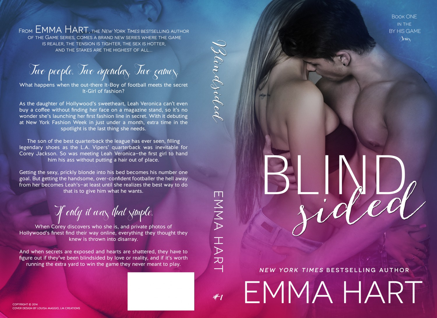 BLINDSIDED EMMA HART FULL JACKET FINAL