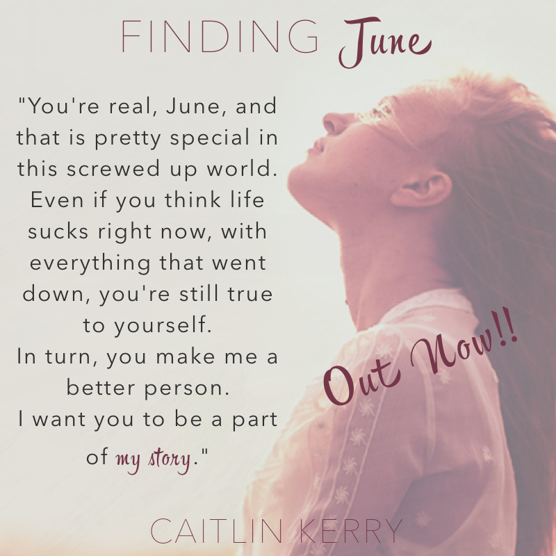 Finding June teaser
