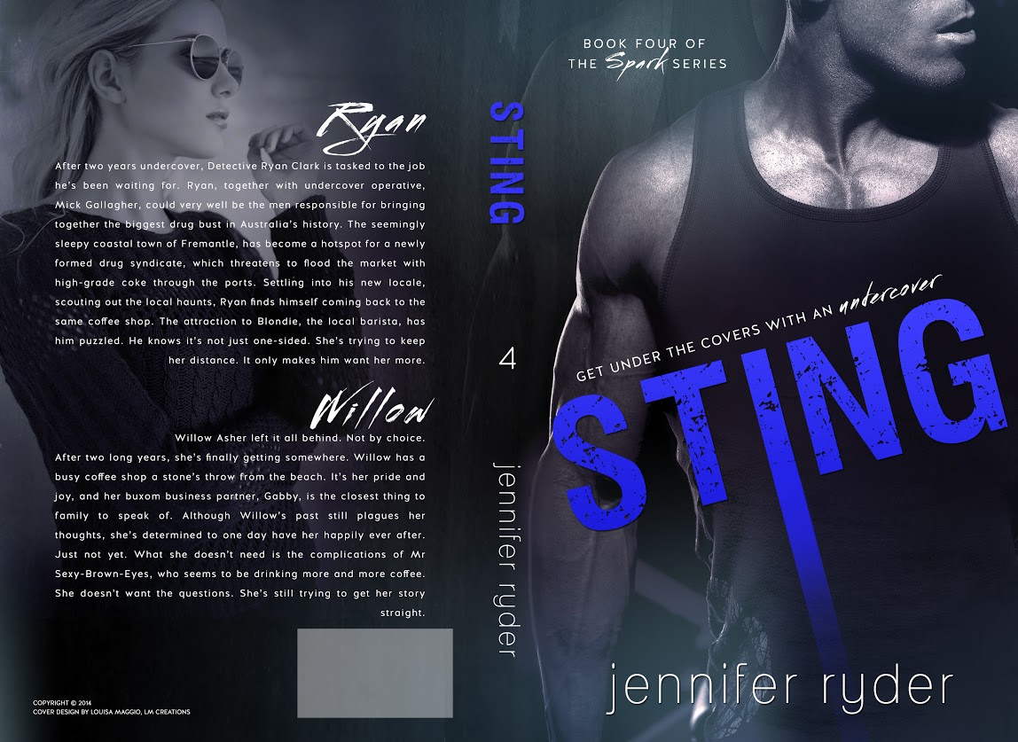 STING JENNIFER RYDER FULL JACKET