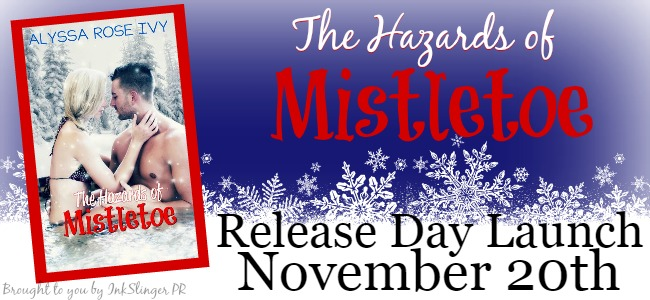 The Hazards of Mistletoe RDL Banner