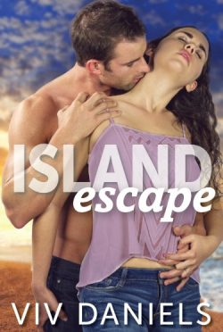 Series Cover Reveal: The Island series by Viv Daniels