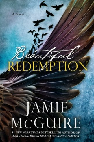 Cover Reveal & Giveaway: Beautiful Redemption (The Maddox Brothers #2) by Jamie McGuire